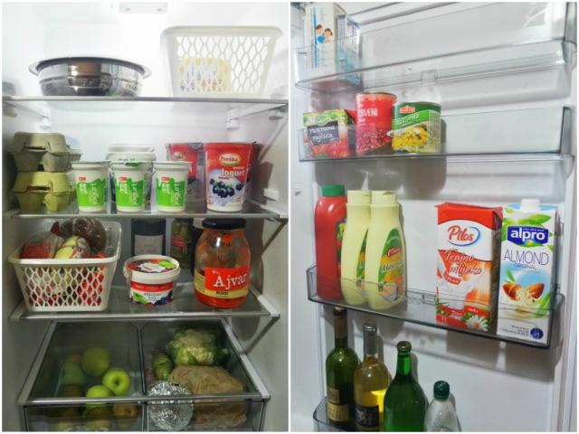 Organiziranje hladnjaka