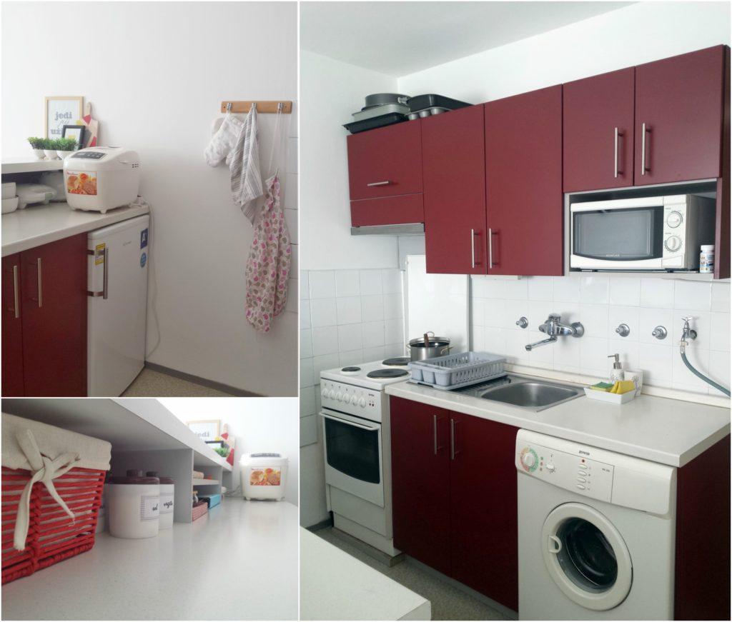 Organiziranje male kuhinje