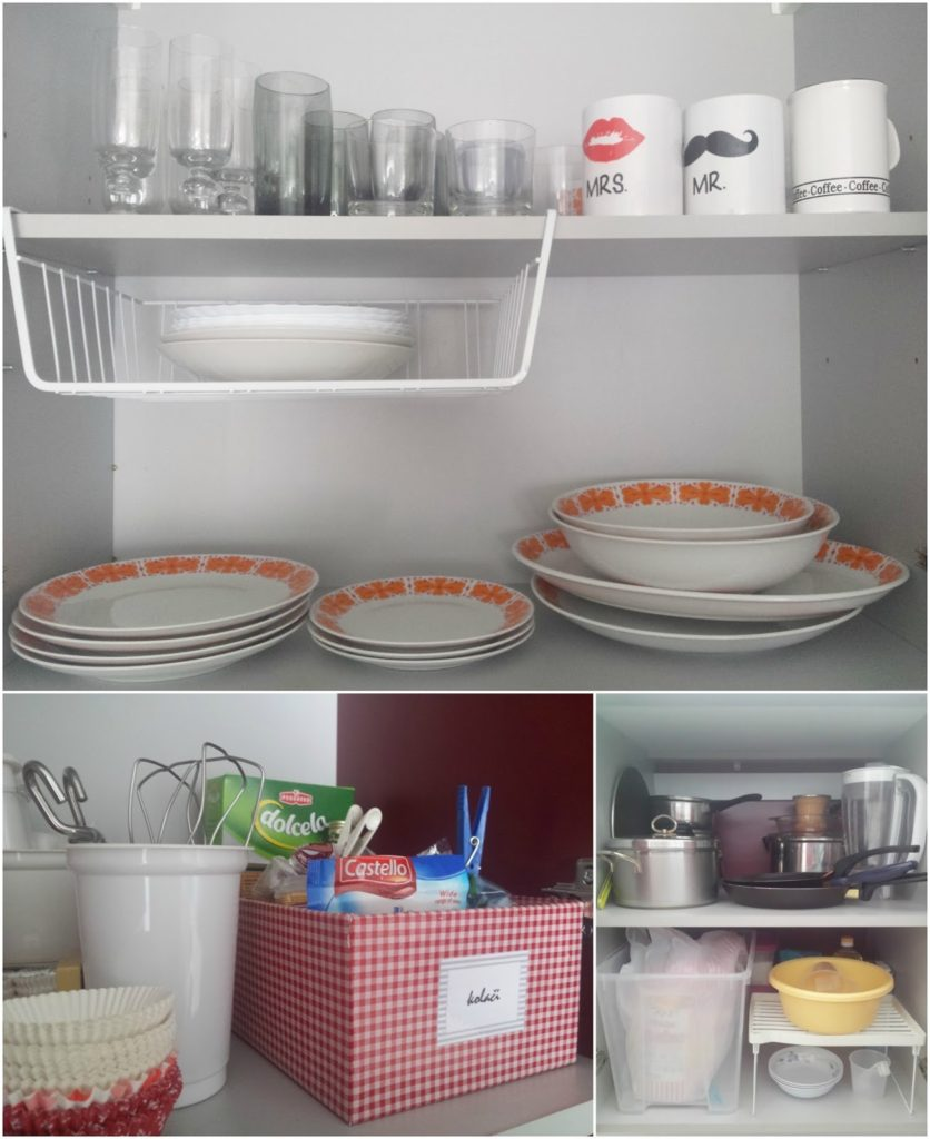 Organiziranje kuhinjskog pribora
