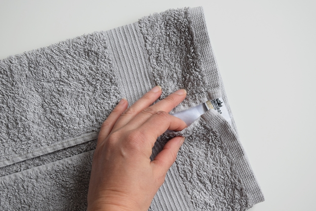 Slaganje ručnika