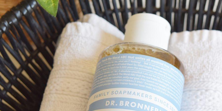 Castile soap dr. Bronner